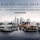 Presentó Volvo sus modelos 2015