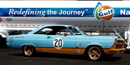 De los mejores autos presente en SEMA Show