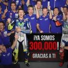 Llega Yamaha  a 300 mil seguidores en México