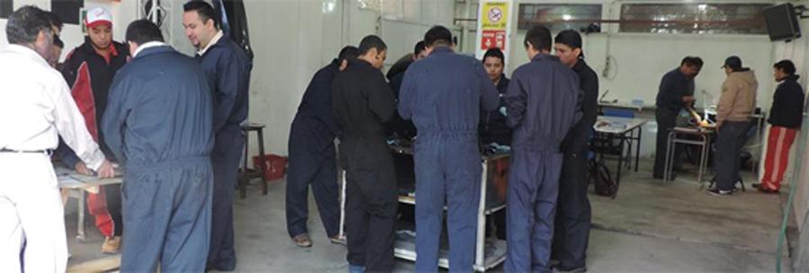 Photo of Lanza  4Ms División Educación nueva carrera técnica: Mecánica de Motos