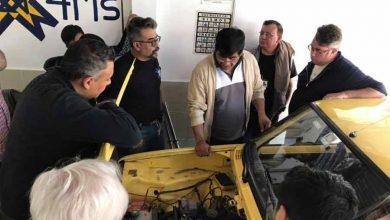Photo of Inician clases en enero 2020 Hojalatería y pintura 4Ms
