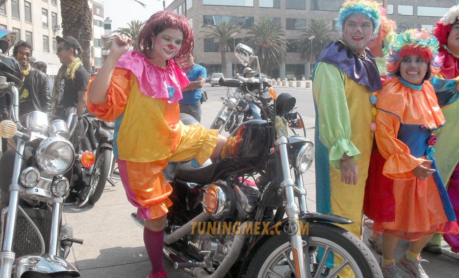 Photo of Los Biker llevaron juguetes y alegría de los niños de Luz de Vida