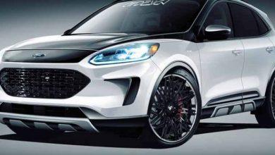 Photo of Air Design USA 2020 Ford Escape Sport Hybrid : ébano y marfil