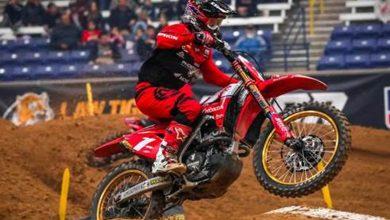 Photo of Kyle Peters completa la temporada perfecta en AMA Arenacross para Phoenix Racing Honda