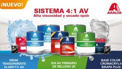 Photo of Axalta lanza nuevo sistema de alta viscosidad y secado rápido para la industria automotriz en México