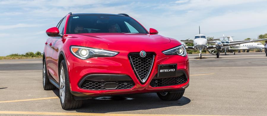 Photo of Llega a México el nuevo Alfa Romeo Stelvio 2018