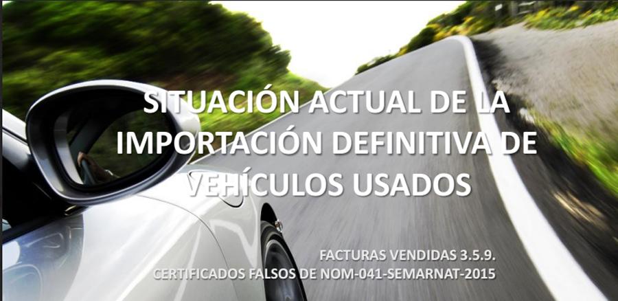 """Photo of Líderes de la industria automotriz en contra de regularización de autos """"chocolates"""""""