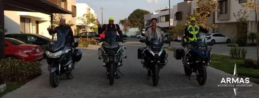 Photo of La aventura tiene nuevo nombre: Armas Motorcycle Adventours