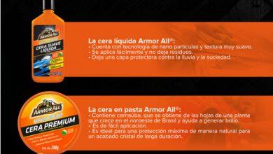 Photo of La protección ideal para que tu auto brille tips Armor All