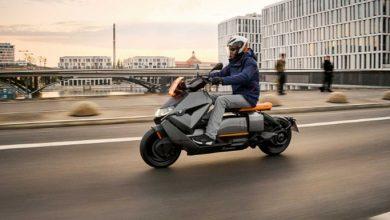 Photo of La Nueva BMW CE 04