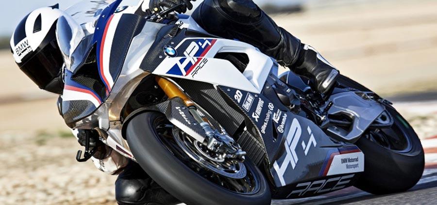 Photo of La BMW HP4 RACE, una deportiva con estética y dinamismo