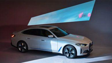 Photo of El primer coupé totalmente eléctrico BMW i4