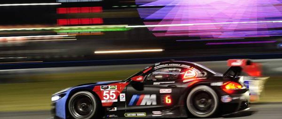 Photo of Celebra BMW 40 años de competir en Estados Unidos con el equipo BMW Team RLL en la Rolex 24 de Daytona.