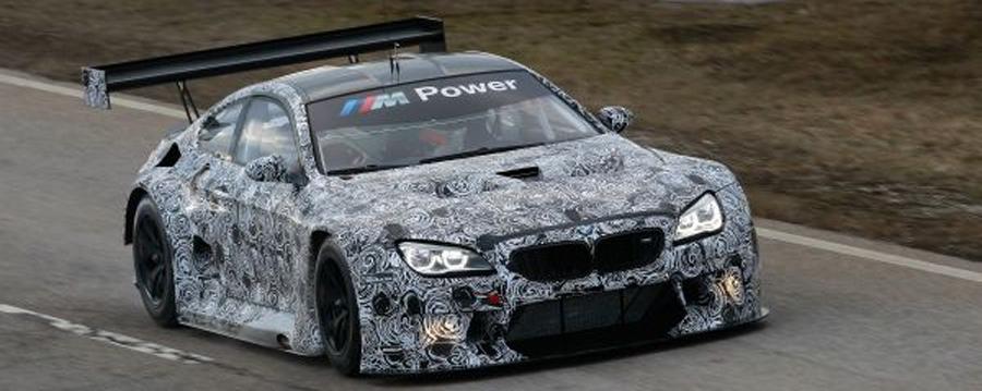 Photo of BMW M6 GT3
