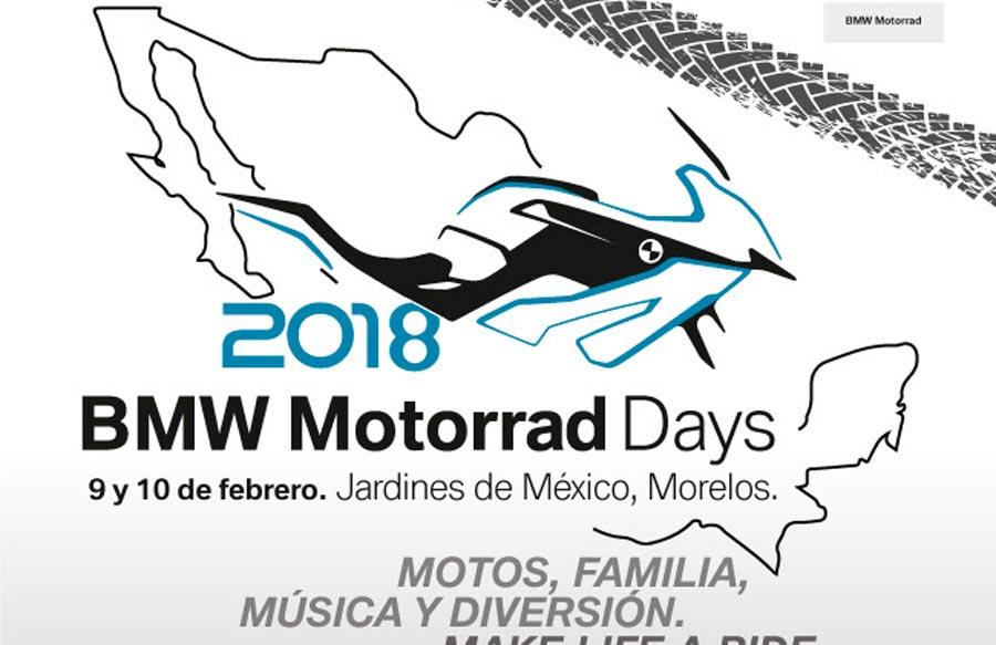 Photo of BMW Motorrad Days 2018