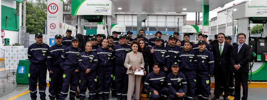 Photo of Abre BP una gasolinera más en el Estado de México
