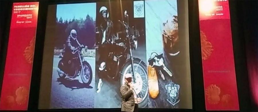 Photo of Reconocen en Colombiatex a Black Label Biker como caso de éxito en el sector confección