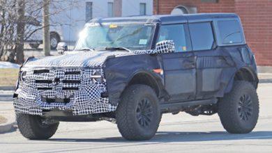 Photo of ¿Ford Bronco Warthog atrapado con una configuración híbrida?