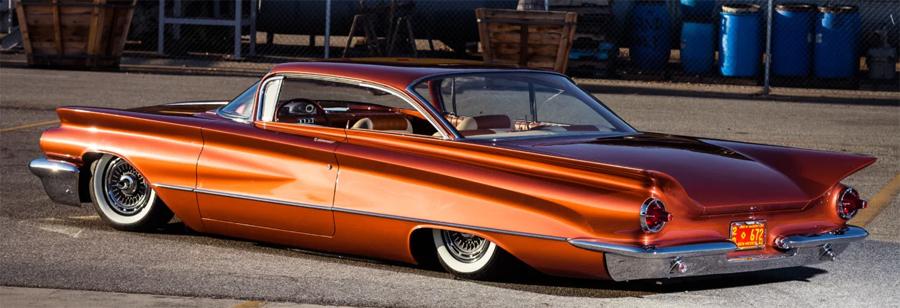 Photo of Buick LeSabre 1960 «JetSun»  fuera de este mundo