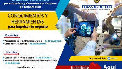 Photo of Ciclo de webinars: Conocimientos y herramientas para impulsar tu negocio