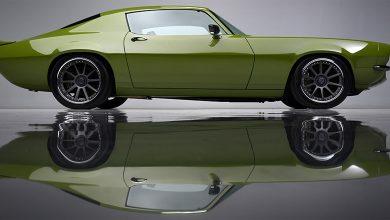 Photo of El regreso del grinch: Este Camaro 1970 personalizado