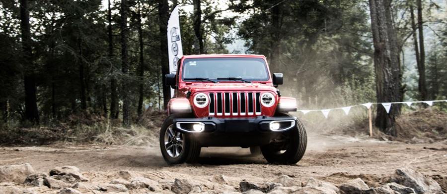 Photo of Se llevó a cabo en nuestro país el Camp Jeep® Wrangler Edition 2018