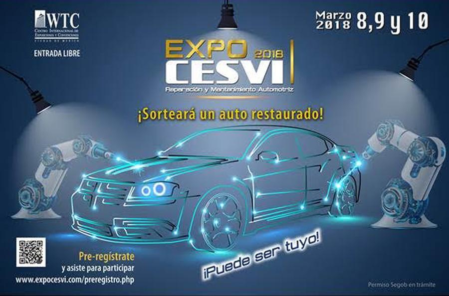 Photo of Ofrece Expo Cesvi 2018 el 2º Seminario para centros de reparación automotriz