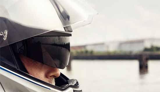 Casco System Carbono BMW Motorrad
