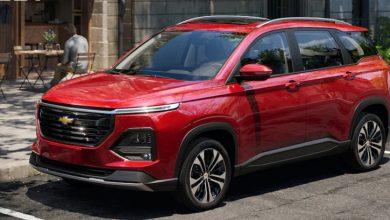 Photo of Chevrolet Captiva 2022, preventa exclusiva