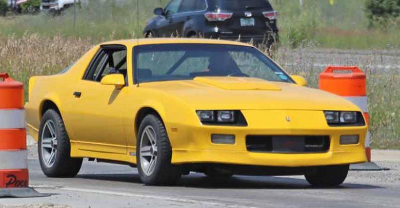 Chevy Camaro-