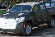 Photo of Chevy Colorado 2023 atrapado en pruebas de gran altitud
