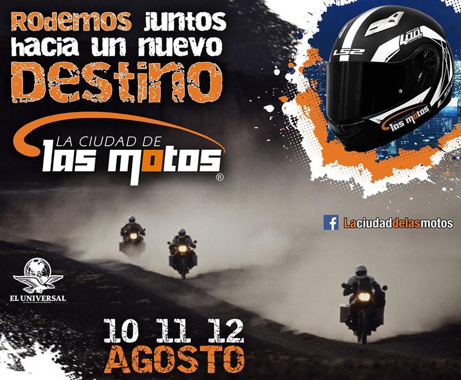 Photo of La CDMX será tres días la Ciudad de las motos