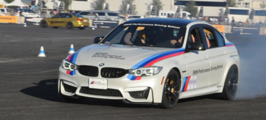 Photo of Continental Tire Extreme Driving Experience, con tecnología de BMW