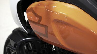 Photo of Sillines delanteros y traseros  Harley-Davidson Pan America 2021