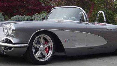 Photo of El Corvette 3G '60 de Art Morrison