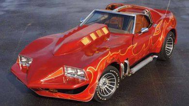 Photo of Las personalizaciones del Corvette, como siempre hemos dicho en gustos se rompen géneros