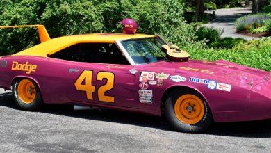 Photo of DODGE DAYTONA NASCAR 1969