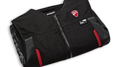 Photo of Ducati Smart Jacket – Chaleco de tejido