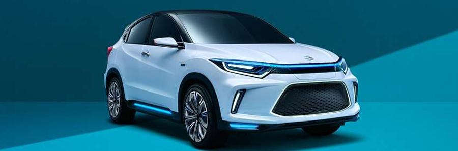Photo of Hace la develación mundial Honda del Everus EV Concept exclusivo para China