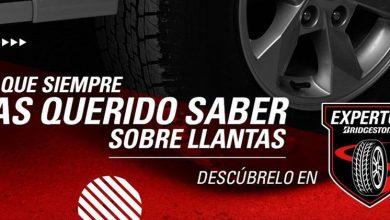 Photo of Campaña 'Expertos Bridgestone' ofrece recomendaciones sobre uso de neumáticos