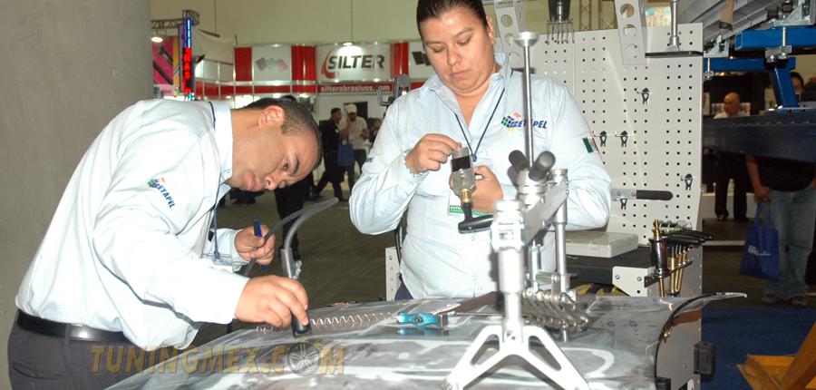 Photo of Inauguran Expo Cesvi México, con importantes lanzamientos de nuevos productos