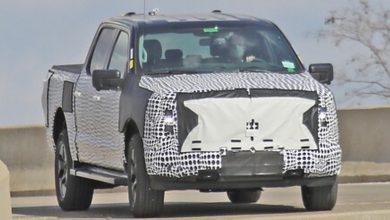 Photo of Esta es la próxima Ford F-150 EV '23 un primer vistazo a la camioneta eléctrica