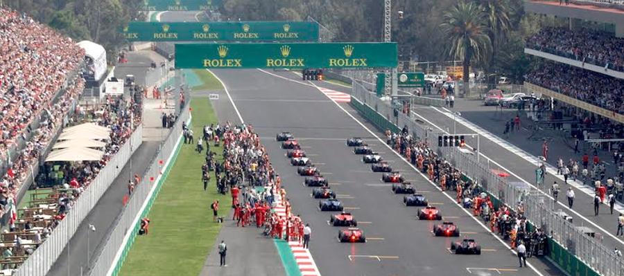 Photo of Exitoso regreso de la Fórmula Uno a México con el título para Nico Rosberg