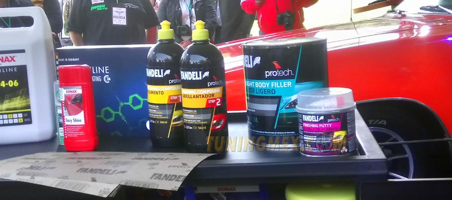 Photo of Lanzó Fandeli nueva línea de productos para el cuidado de los autos: Protech