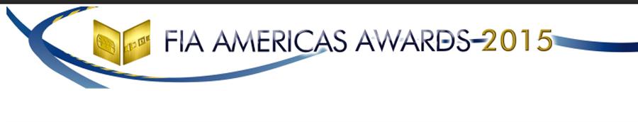 Photo of Entregan FIA Americas Awards a lo mejor del automovilismo y la seguridad vial en 2015