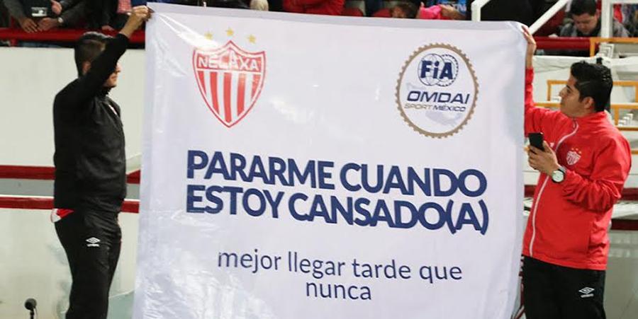 Photo of Firma OMDAI FIA México convenio de colaboración con el Club Necaxa