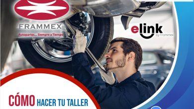 Photo of FRAMMEX® y Cesvi México te invita al webinar gratuito: Como hacer tu taller más productivo