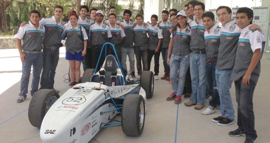 Photo of Presentación del prototipo FSAE