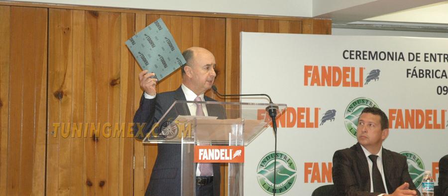 Photo of Presenta Fandeli en exclusiva la primera lija ecológica, única en el mercado