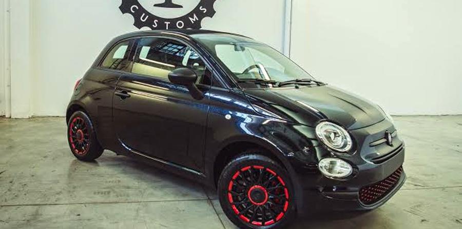 Photo of Presenta Garage Italia Customs, el Diesel 500 personalizado para Renzzo Rosso